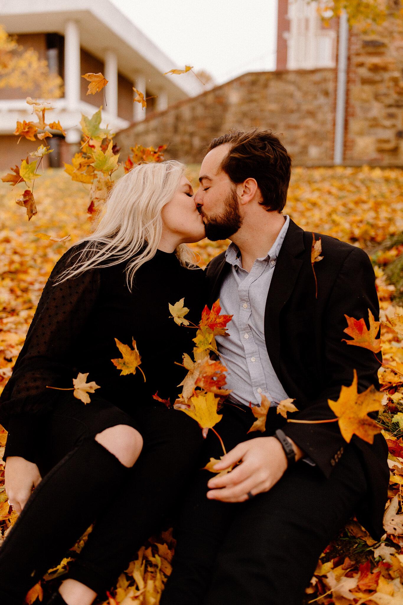fayetteville arkansas engagement photos