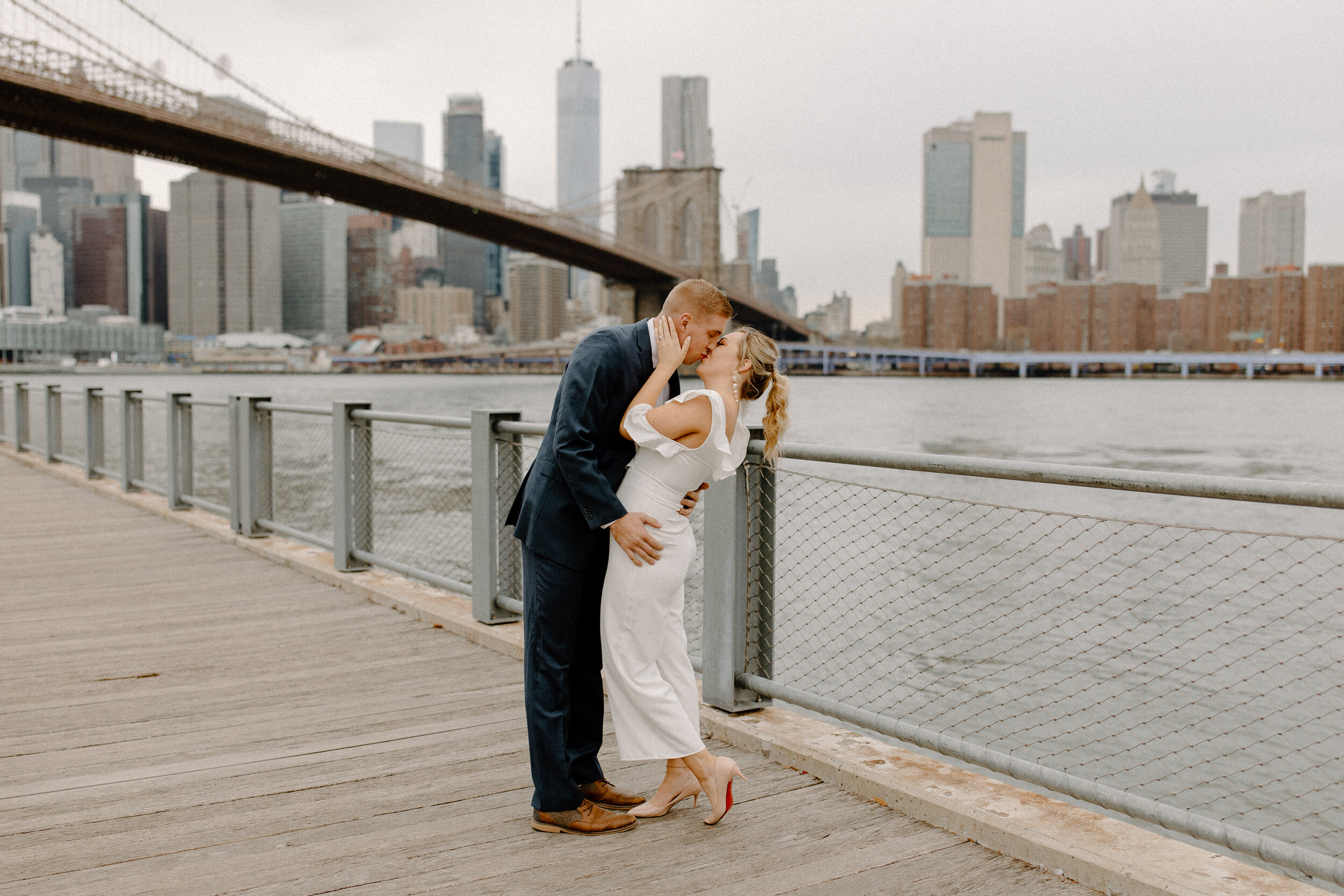 new york engagement photos