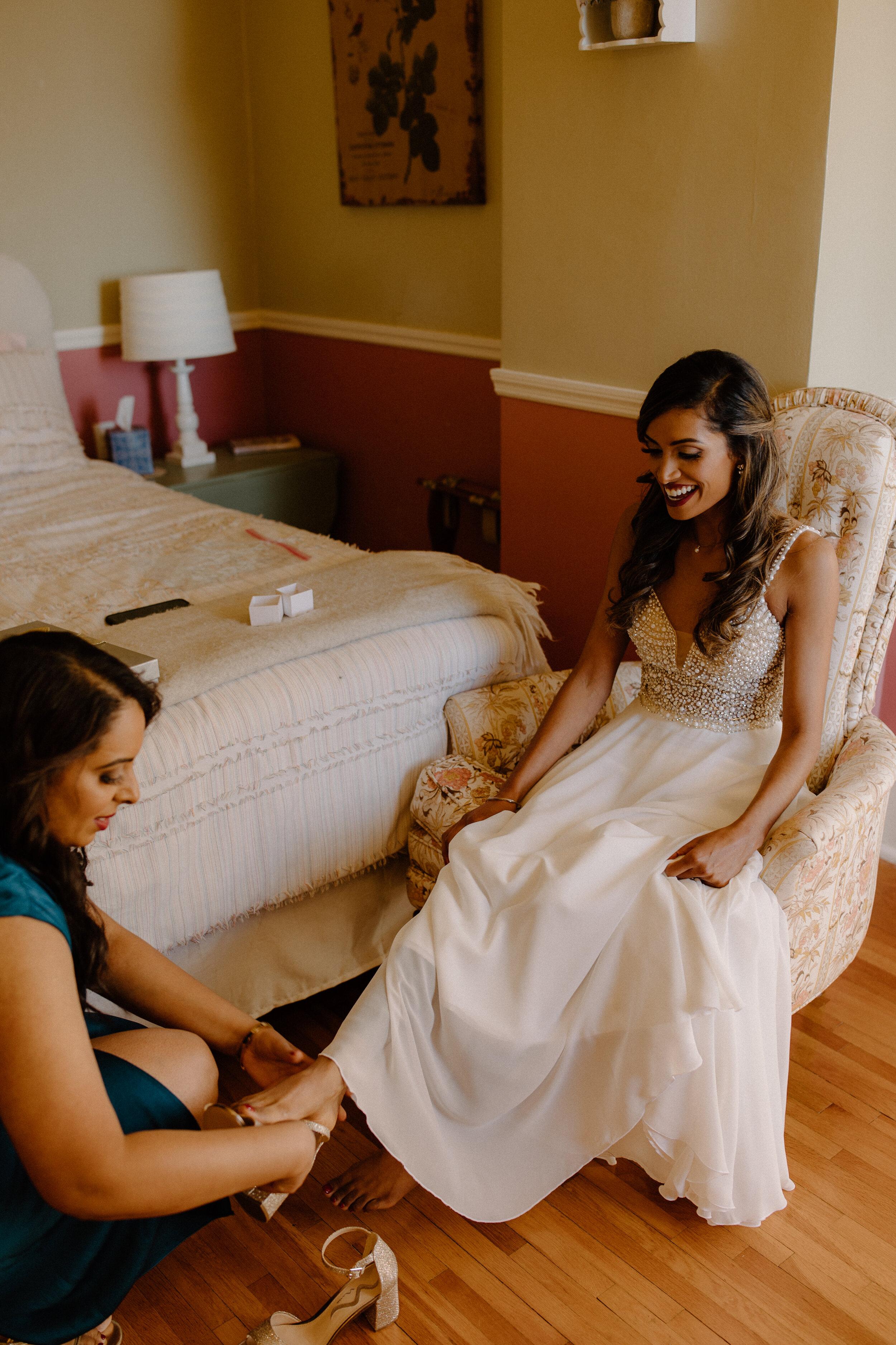 hot springs wedding photographer