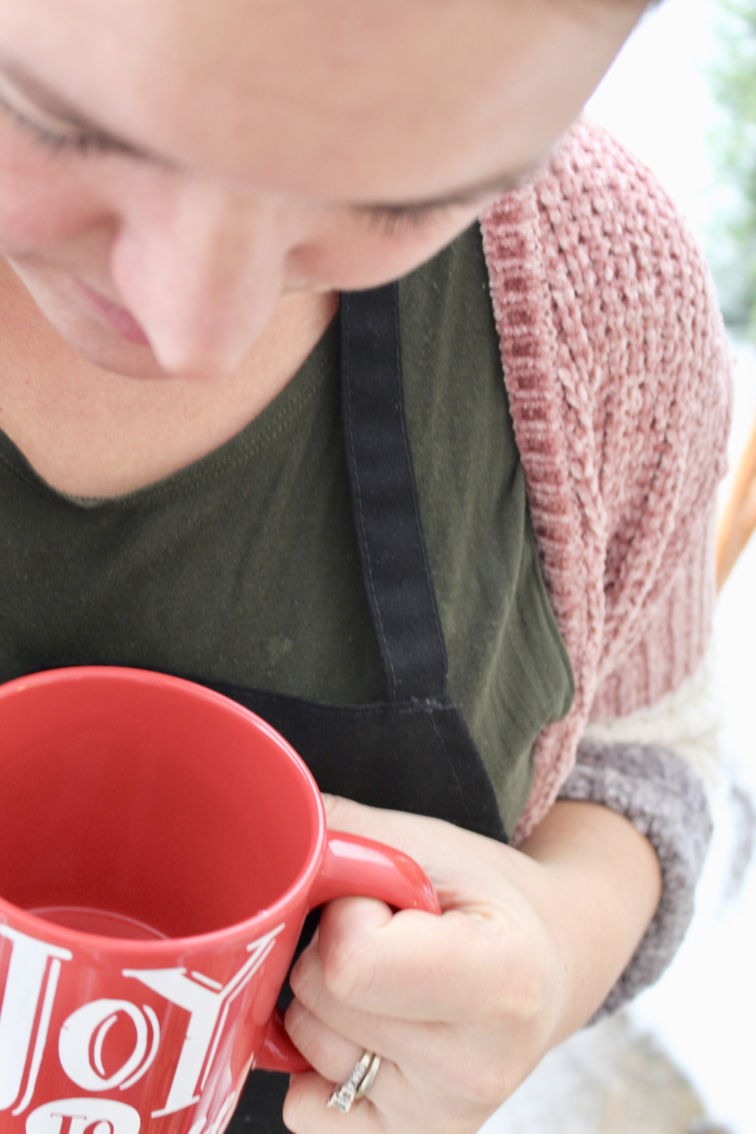 A Mama's Empty Cup -