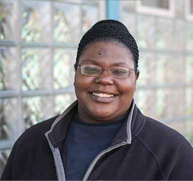 Octavia Young, photo courtesy of Jamie Harmon