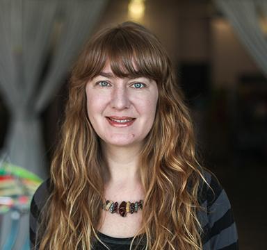 Chloe Evans, photo courtesy of Jamie Harmon