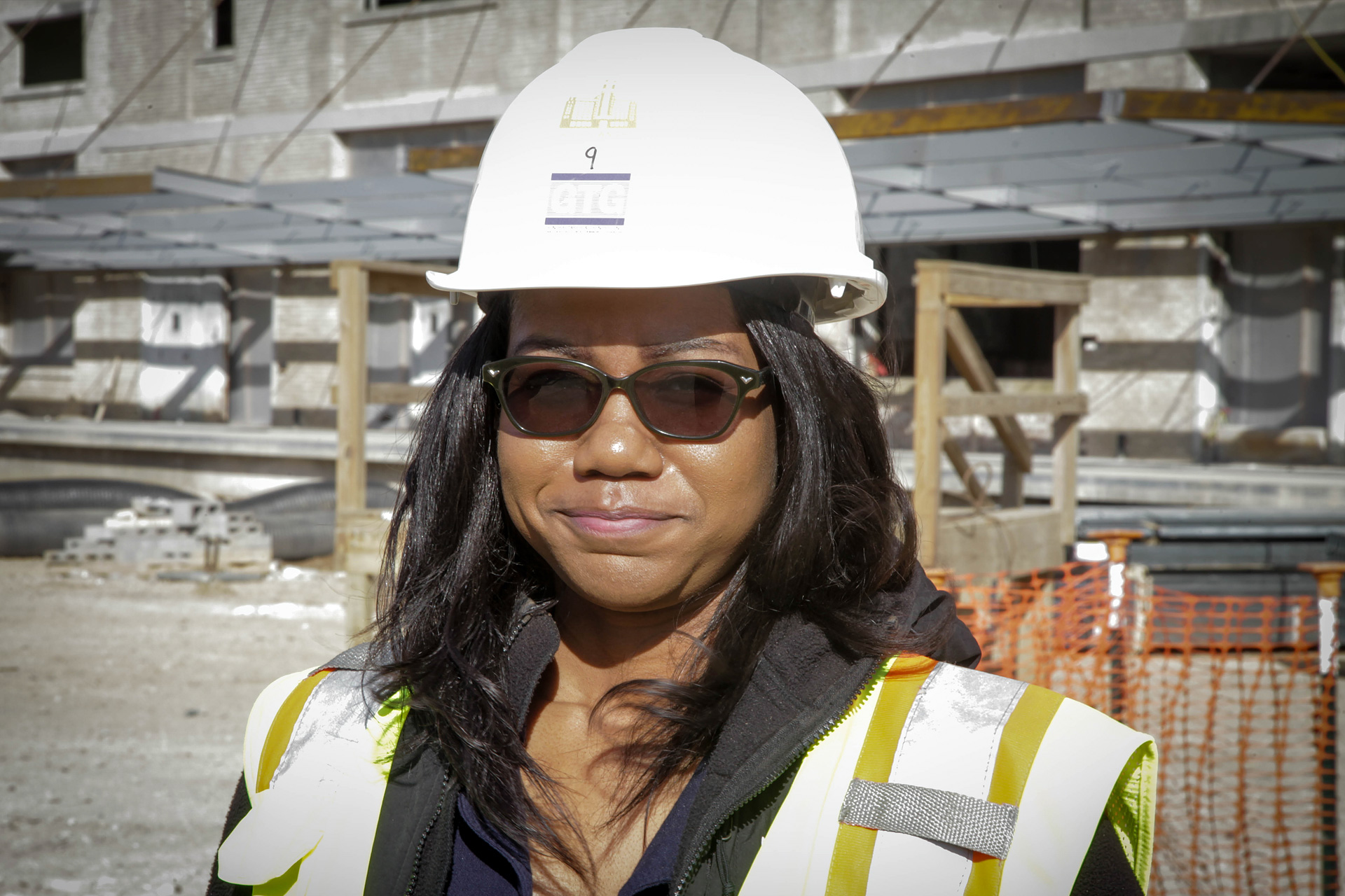 Mallory Bailey, Concourse Associate Project Manager & Project Engineer