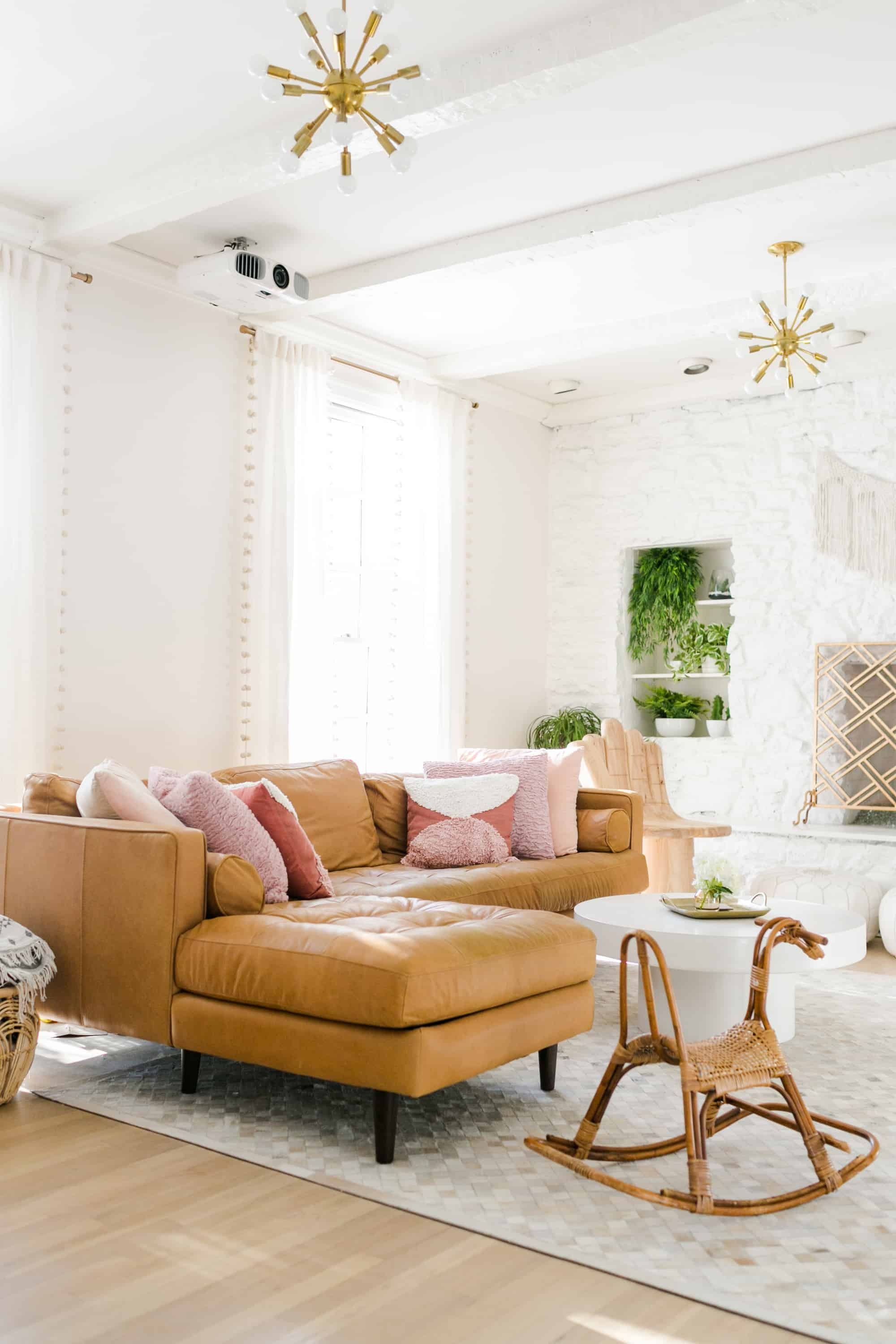 decorate your dream living room in just 10 steps! -