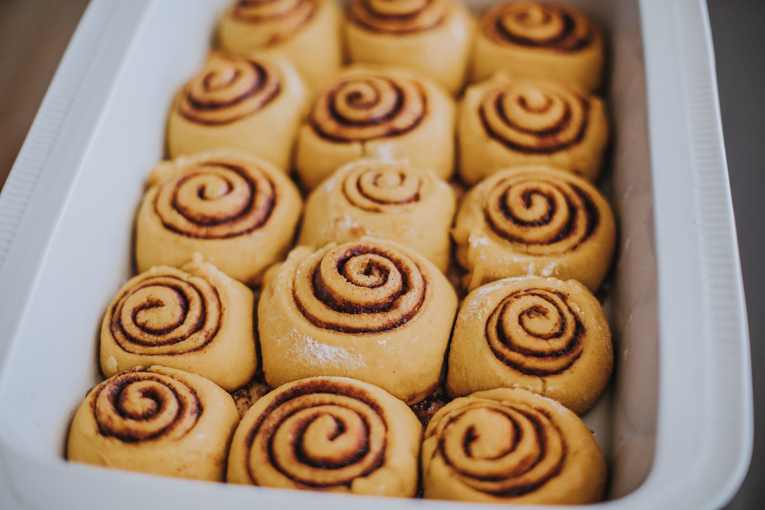 Ingredients - Pumpkin Dough1/3 C milk2 T unsalted butter½ C canned 100% pure pumpkin¼ C light brown sugar¼ tsp nutmeg½ tsp salt1 large egg2 and ¼ tsp instant yeast2 and 2/3 C all-purpose flour