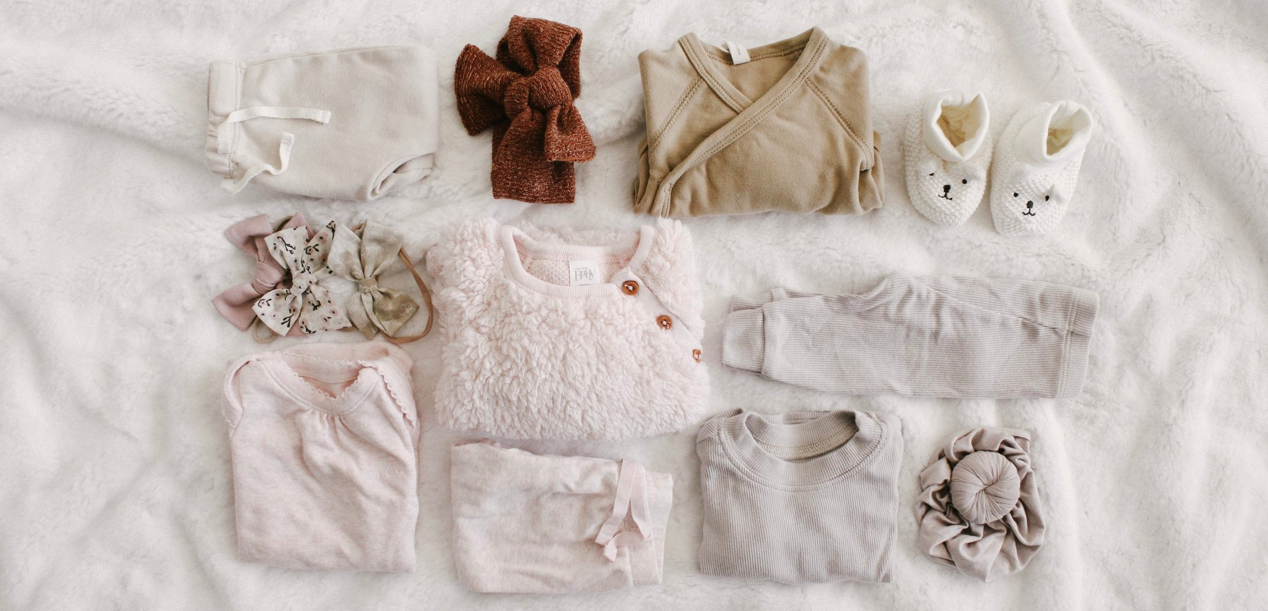 Baby Collin's Hospital Outfits -