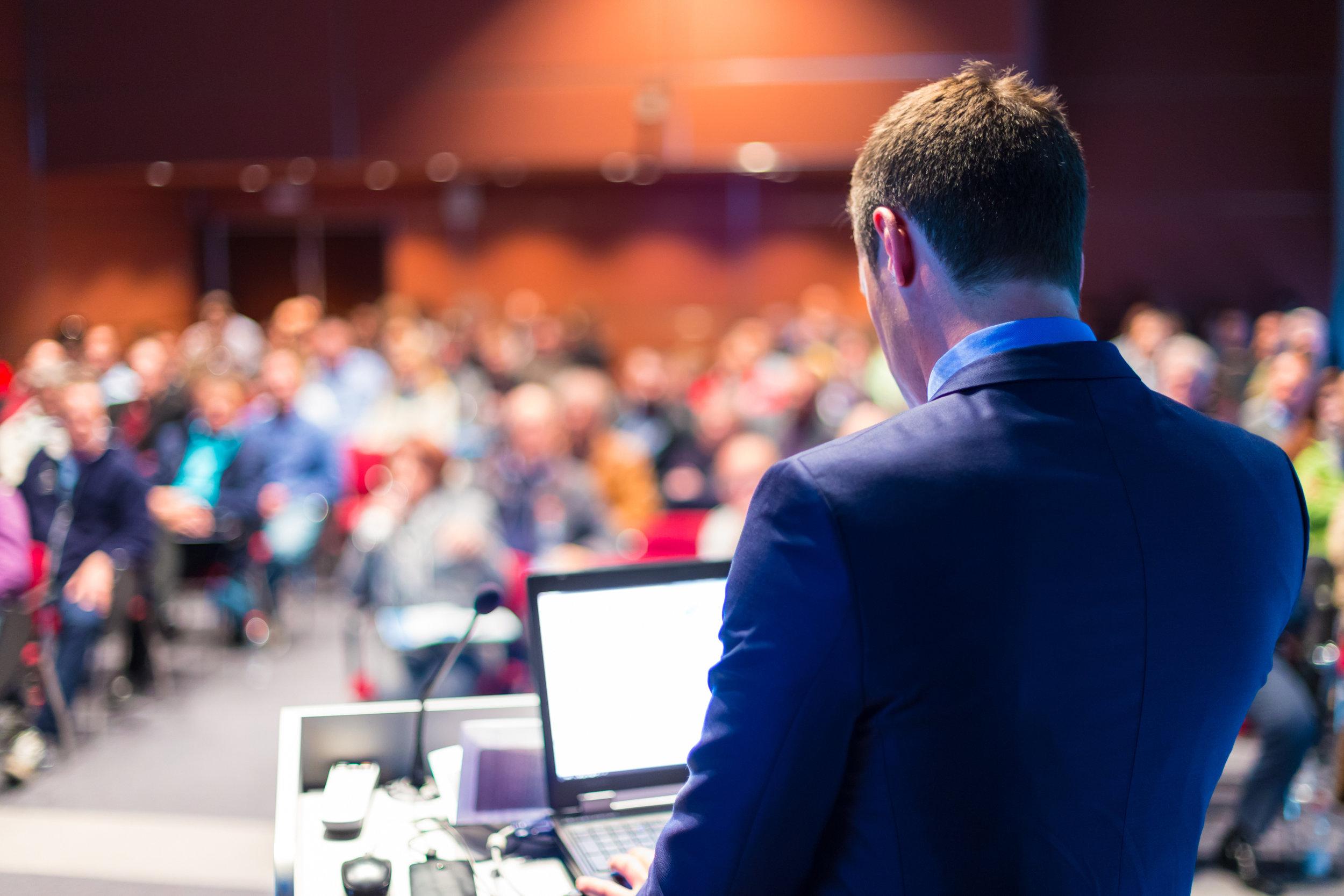 Speaker at Business Conference.jpg