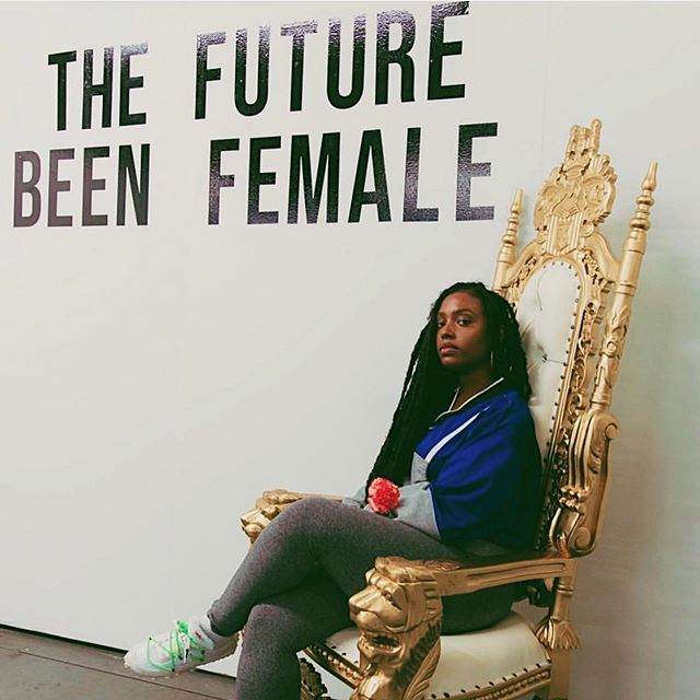 We see you, @scottiebeam. . . 🙋🏾♀️Hey, ladies! It's the founder of @gogirlride, Trenelle. We are in the middle of the Instagram Takeover for Ladies Night PDX and I really like what  today is about. I want to introduce you all to the amazing Scottie Beam who is #crushinit. One day when I'm talking to people and they ask me to give the names of a couple of women who inspired me to create a ride-share for women, I will name Scottie. I first learned about her when I listened to the first episode of @blackgirlpod where she's 1/5 of an amazing group of black women. I then read a few write-ups on her and started following her on social media. The challenges that black women deal with for simply existing are just... tiring. The sentiment is amplified when you vocalize and advocate for others who look like you. It's so heavy that it often feels like it would be easier to retreat and stay in your shell; that's not how we shatter ceilings though. Scottie uses her platforms as a music influencer, black feminist, and media personality to do her work. Whenever I'm feeling overwhelmed and looked over, I think about the strong black women who have overcome their obstacles. It motivates me to keep going. She may never see this, but I want you all to see her.