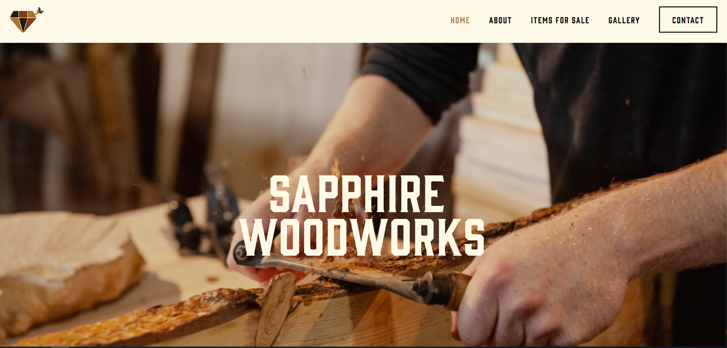 Sapphire Woodworks