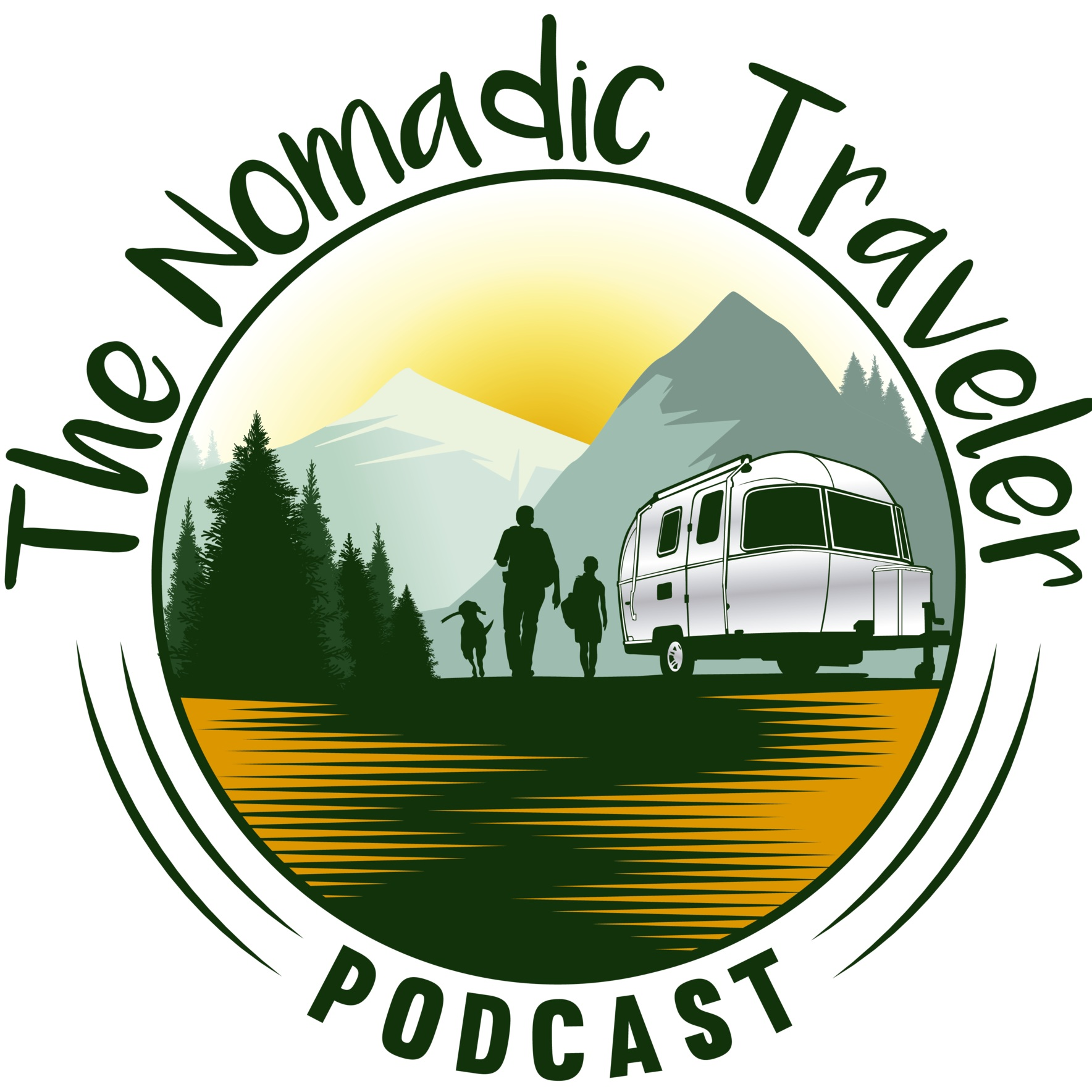 Nicole and Jason asked me to be on their show to talk about solo travel. We talked so long, the show had to be broken up into two parts!