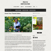 Pacific Horticulture