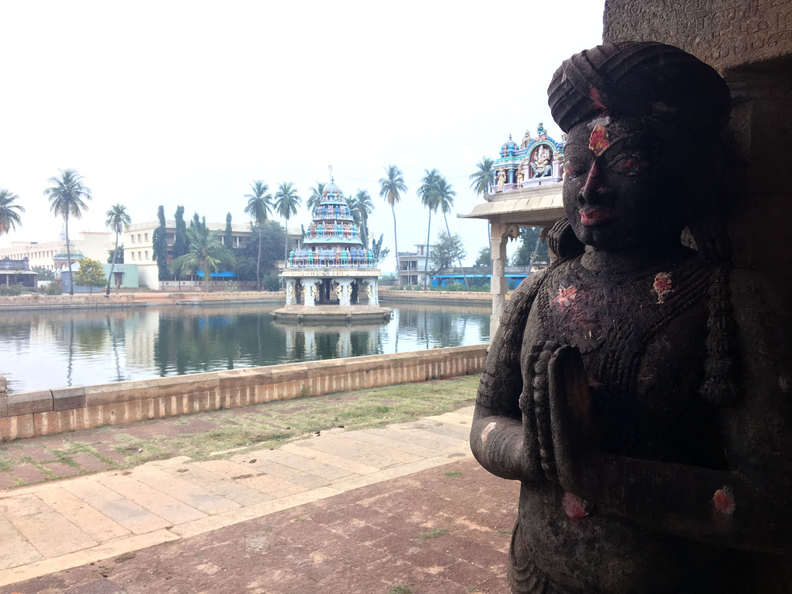 Experience the colors, the complexity and the divine in Tamil Nadu, South India