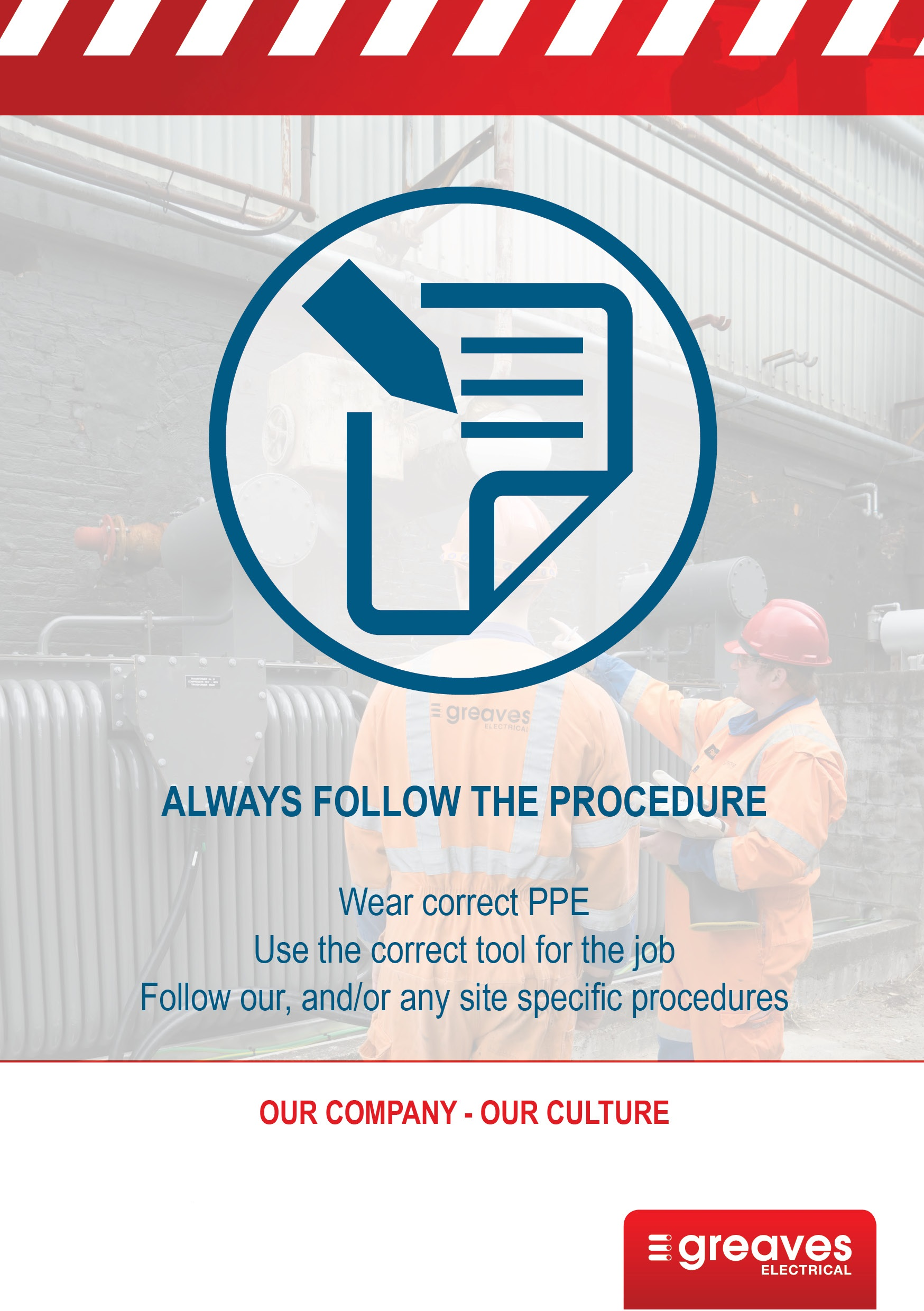 A5 Our Company our culture 4 Follow Procedure.jpg