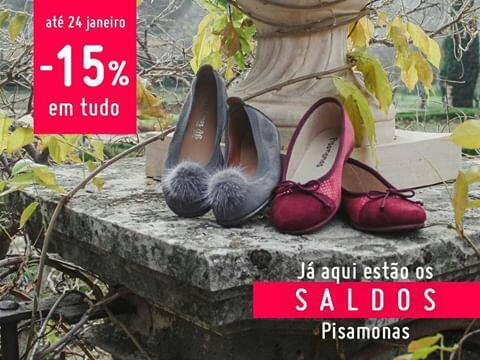 A não perder: Pisamonas com TODOS os produtos a -15%