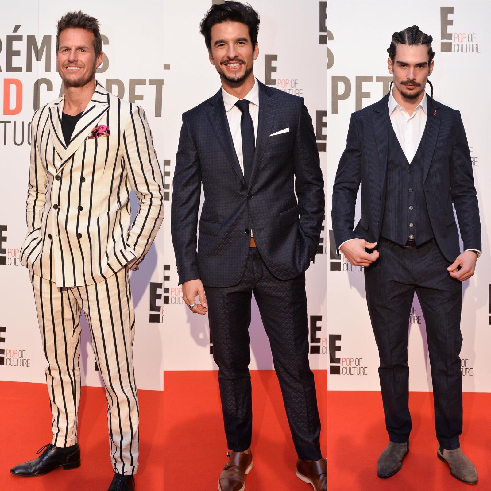 Os looks dos prémios E! Red Carpet 2018