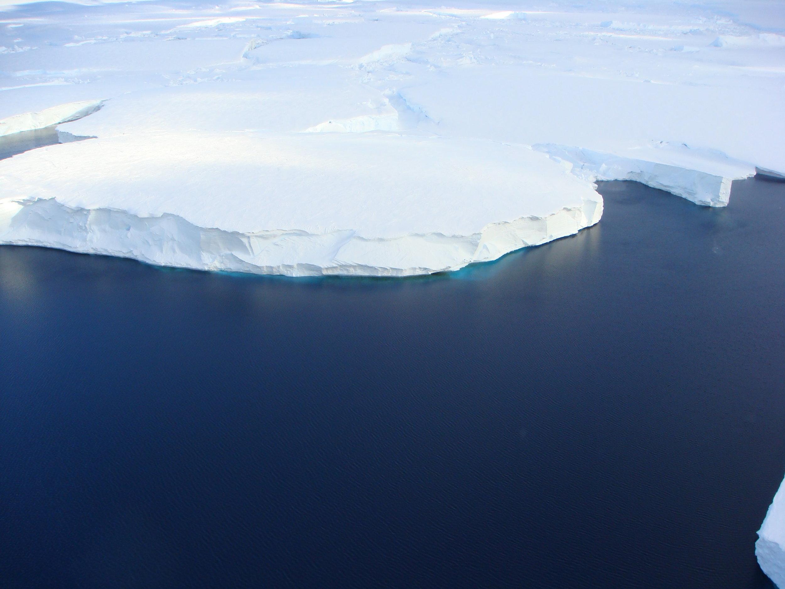 Photo: Tas Van Ommen/Australian Antarctic Division