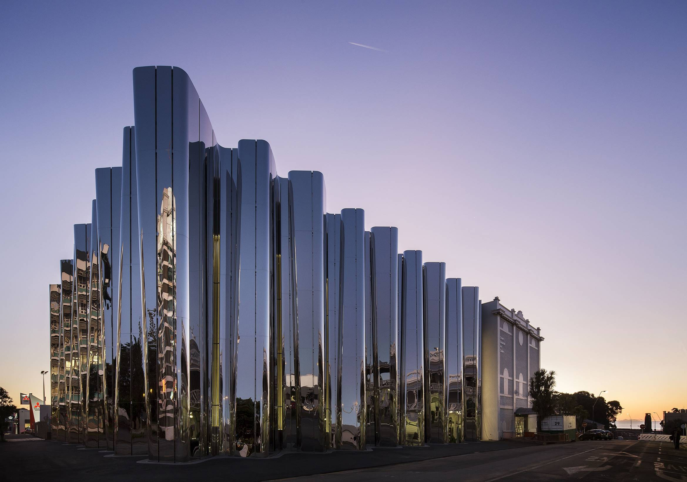 Govett-Brewster Art Gallery & Len Lye Centre