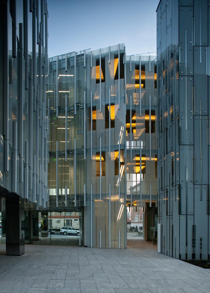 Geyser Building - Parnell
