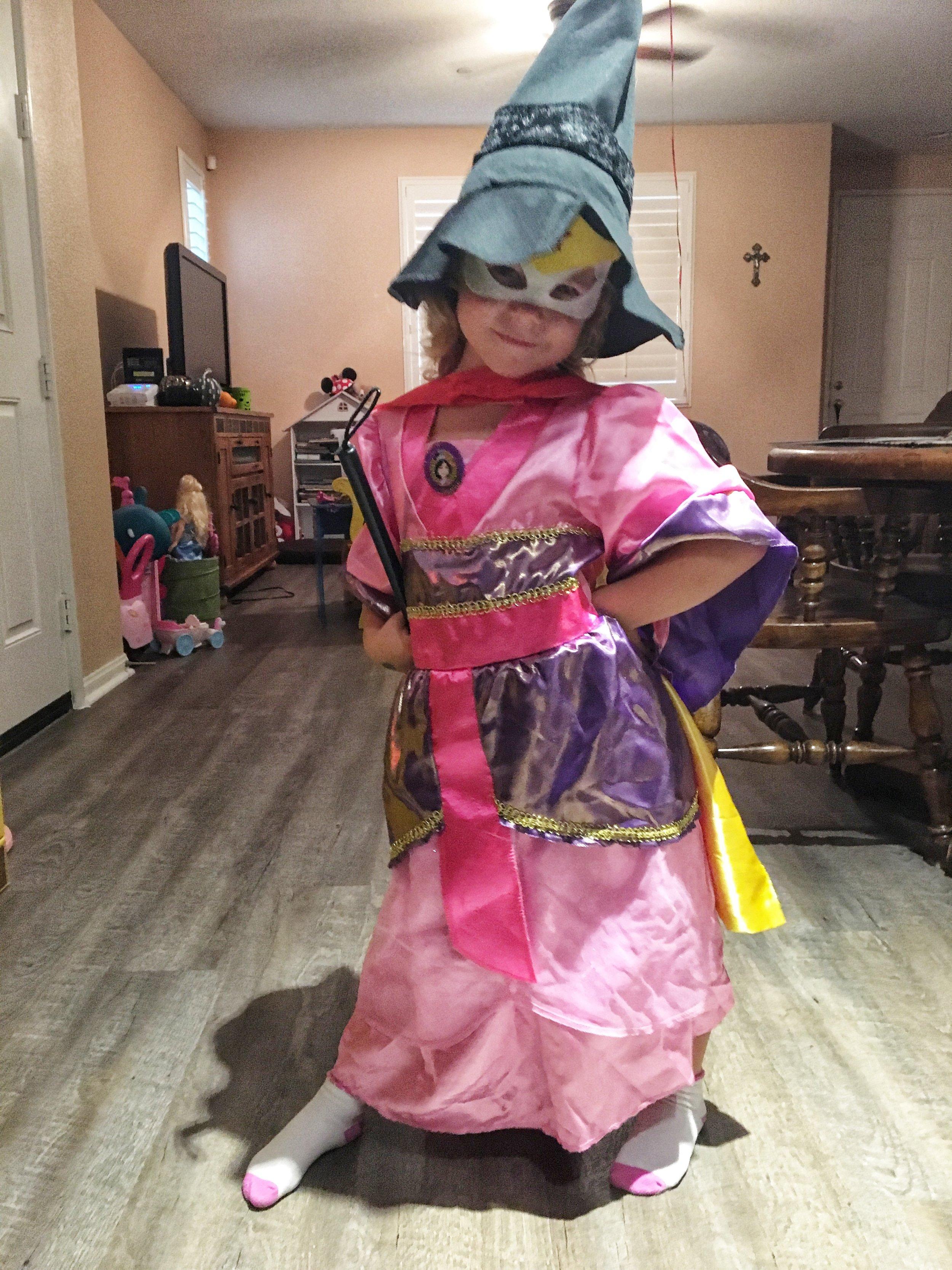 The Mulan Superhero Princess