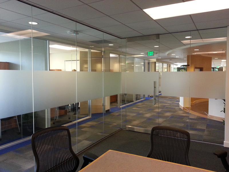 Security Window Film >> Conference Rooms and Relites — ABC Sun Control
