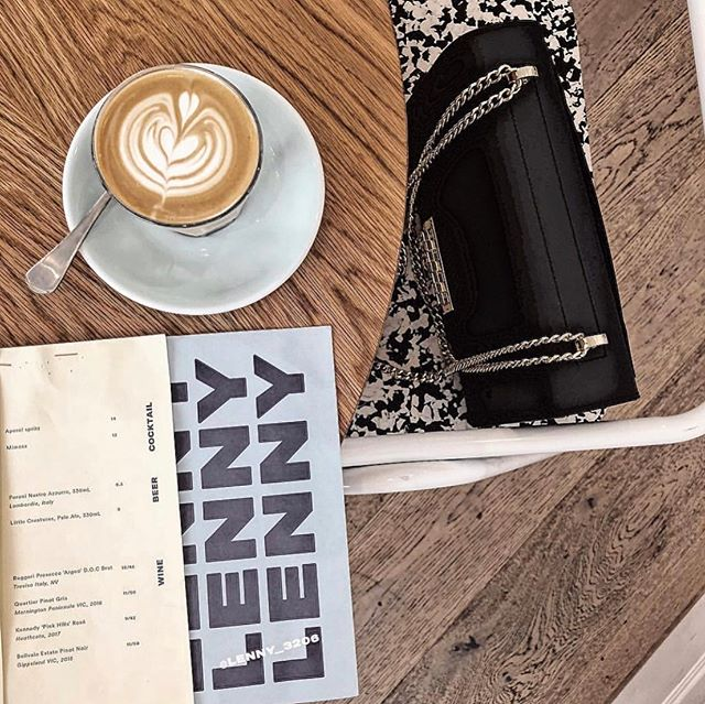 Saturday morning @lenny_3206 ☕️☕️ #lenny3206 #brunch #coffeetime 📷 @indiannaroehrich