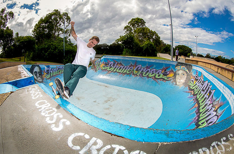 Madness Skateboards - Jack Fardell, Front Feeble, Thrasher Magazine