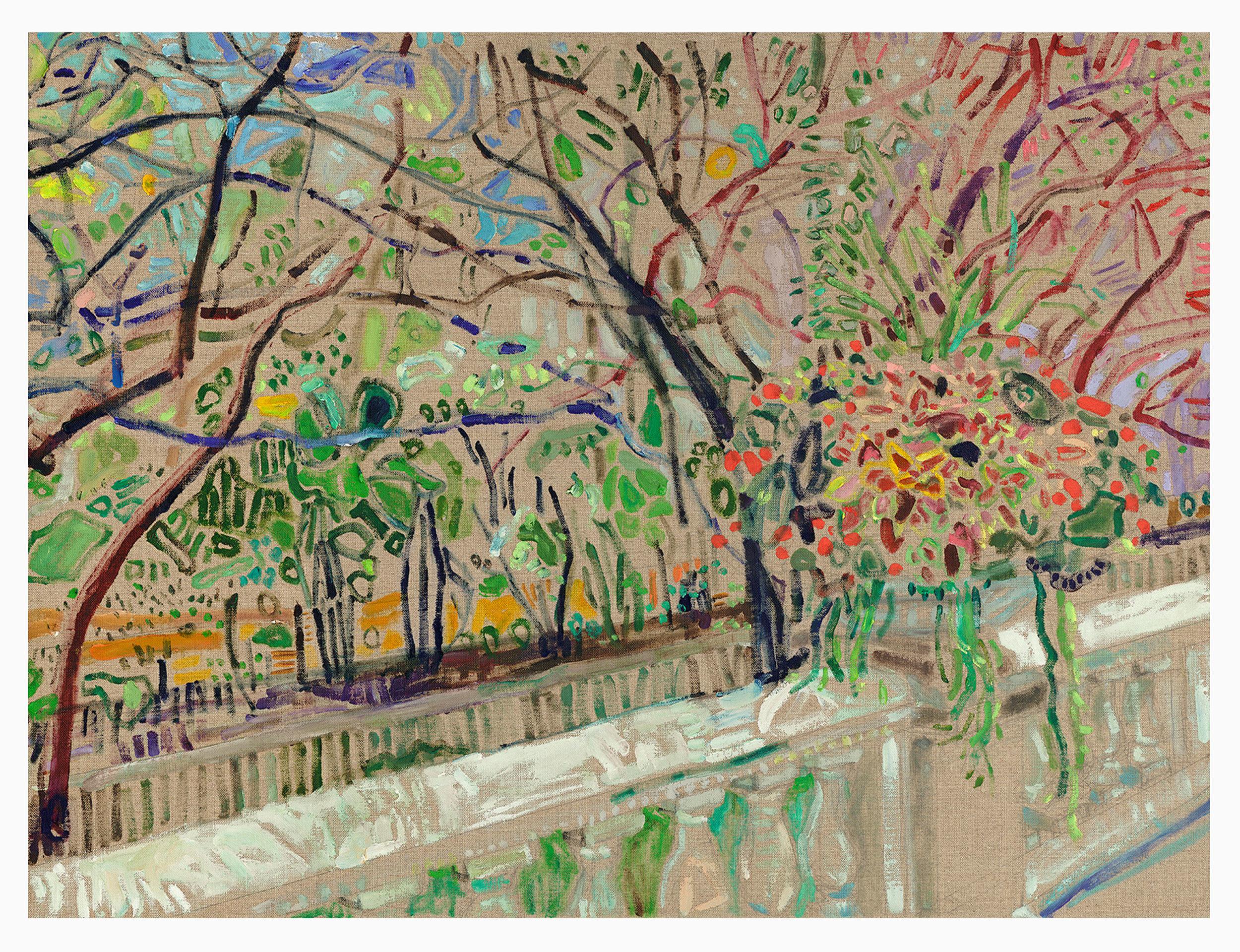 Art Institute Gardens +*