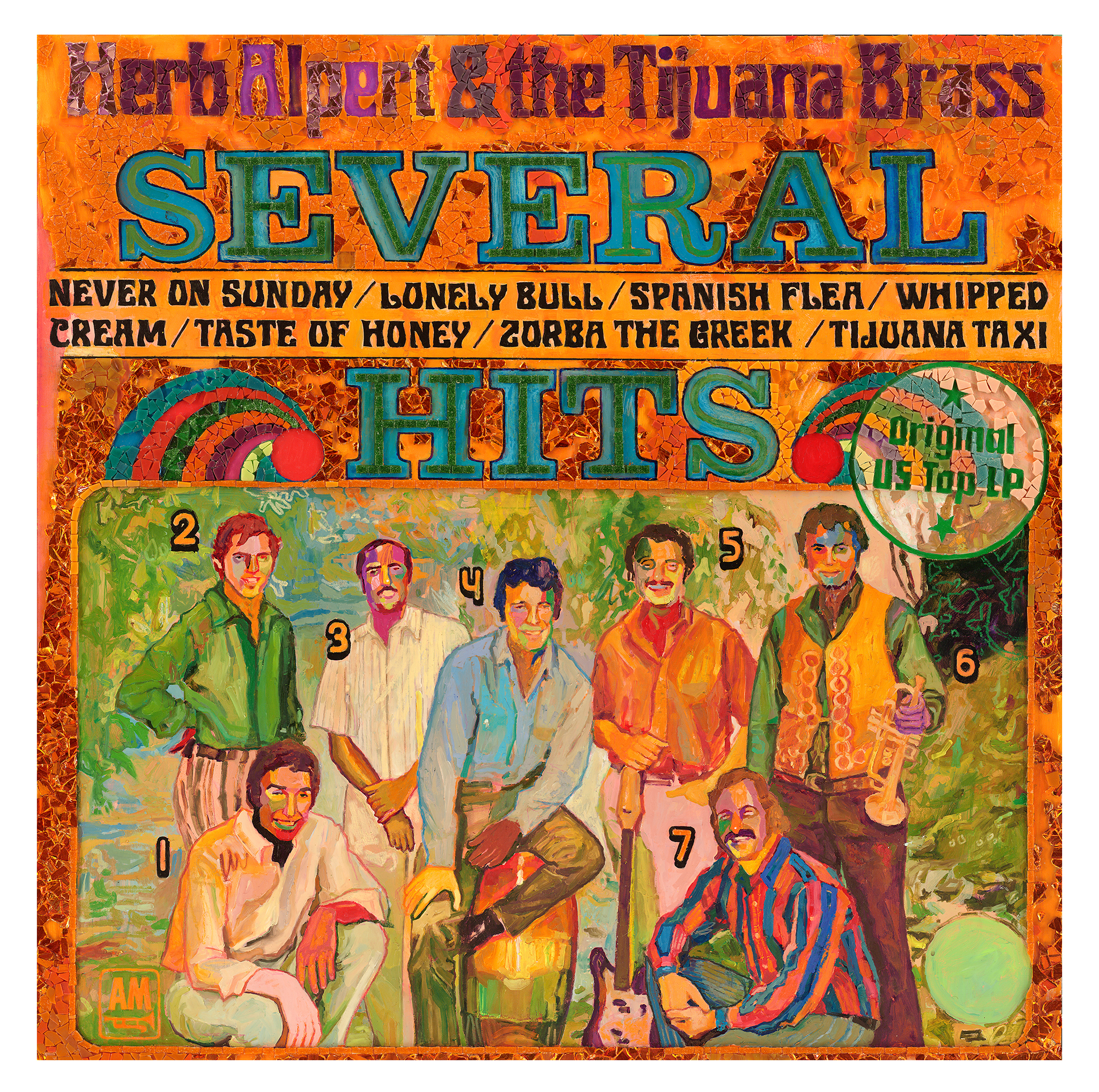 Several // Members of Herb Alpert and the Tijuana Brass +*