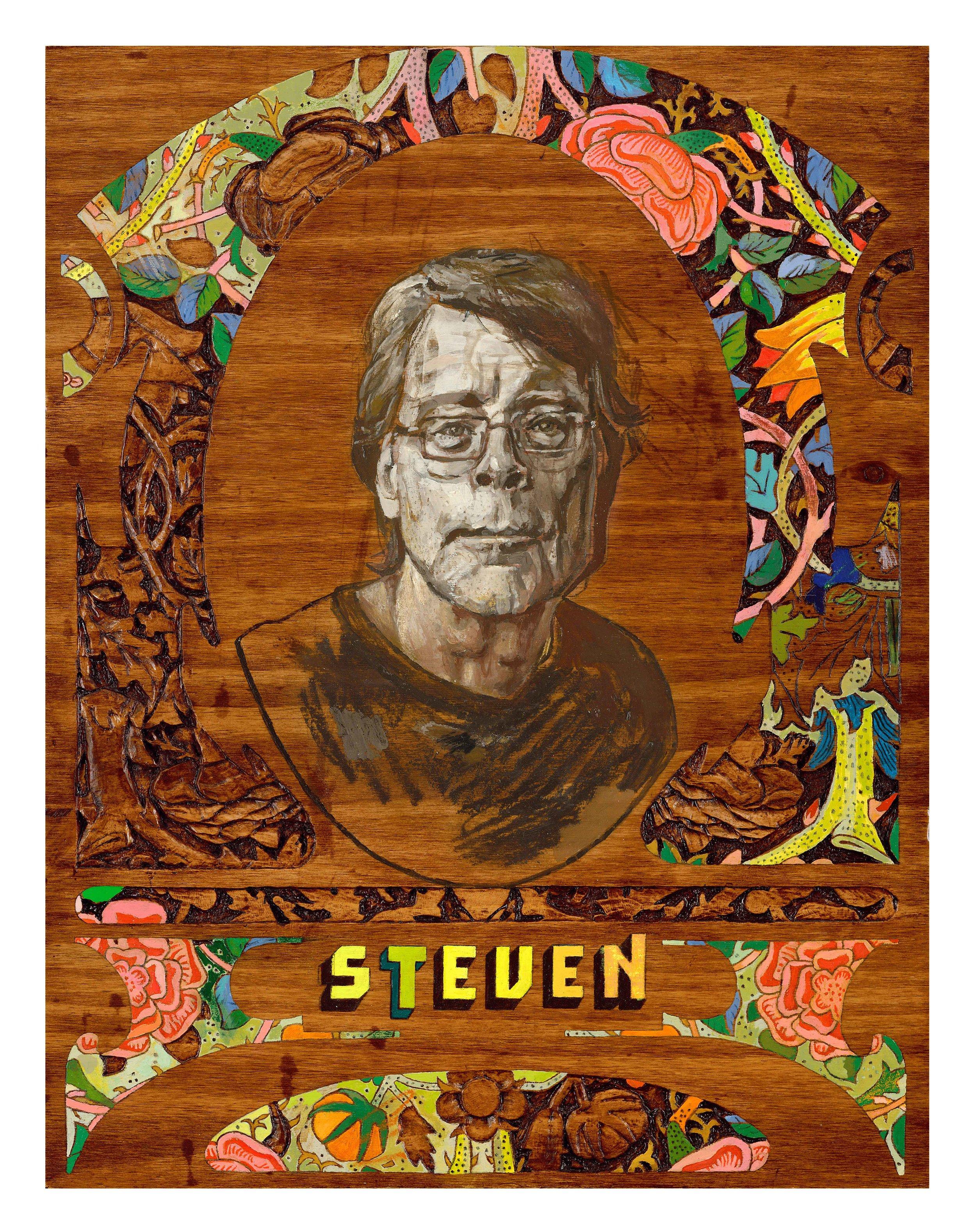 Stephen [sic] King