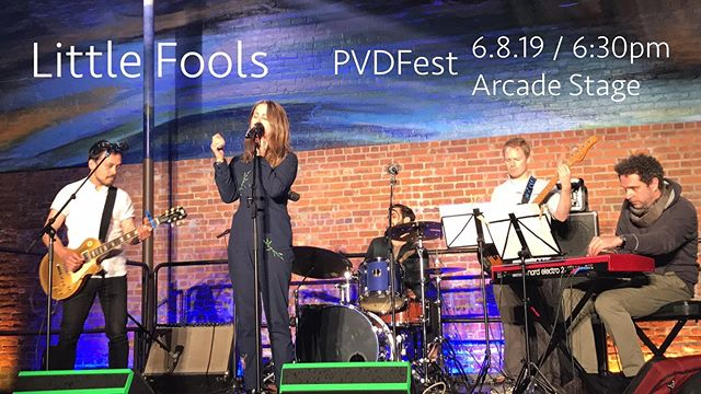 We can't wait to be back at #pvdfest If you're in Providence, RI in 2 weeks, come on by! #pvdfest2019@#pvdfest2017