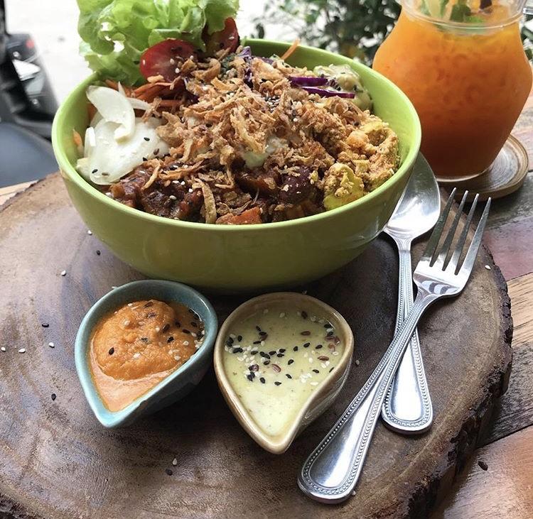 Pure Vegan Heaven, Chiang Mai, Thailand