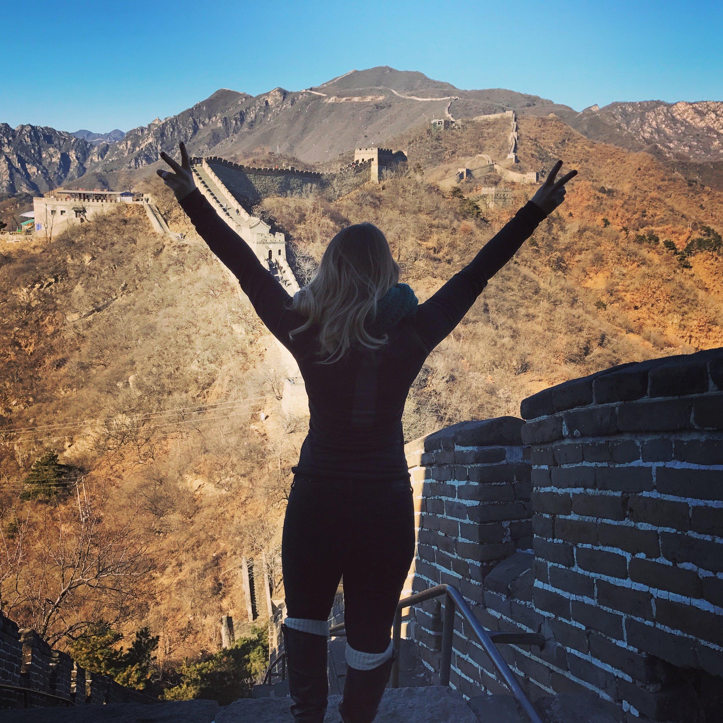 The Great Wall of China, Mutianyu, China