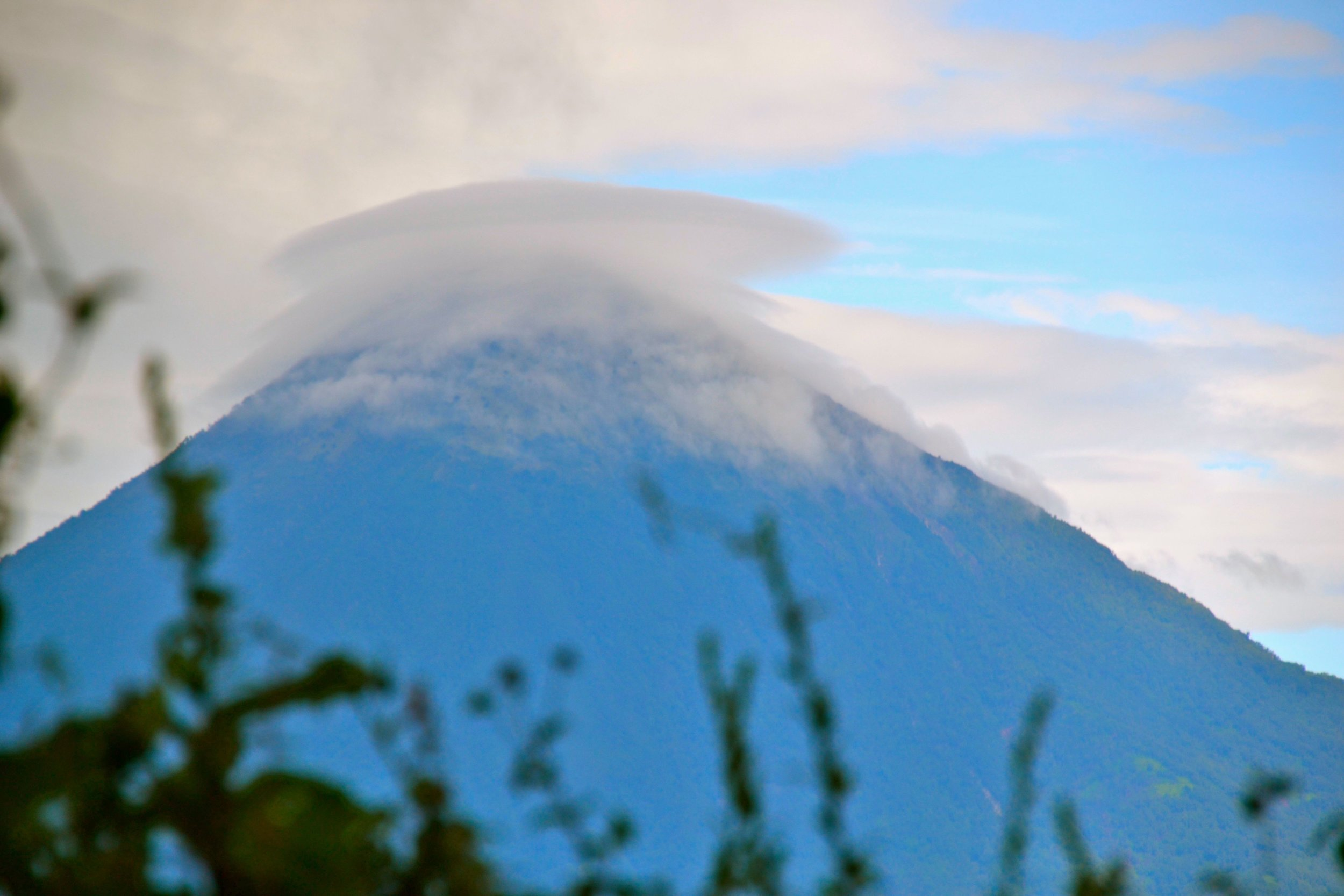 Pacaya Volcano by Lucy Maynard
