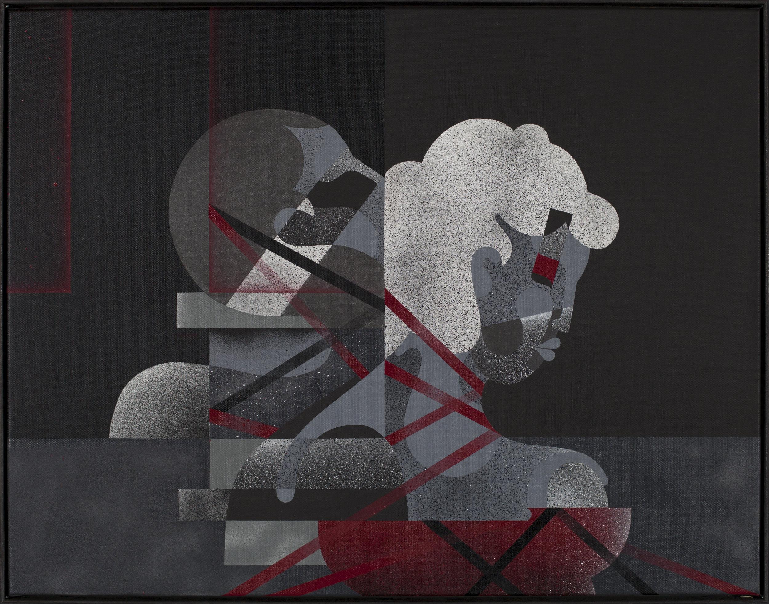 Leidenschaft, Scarlet by James Reka