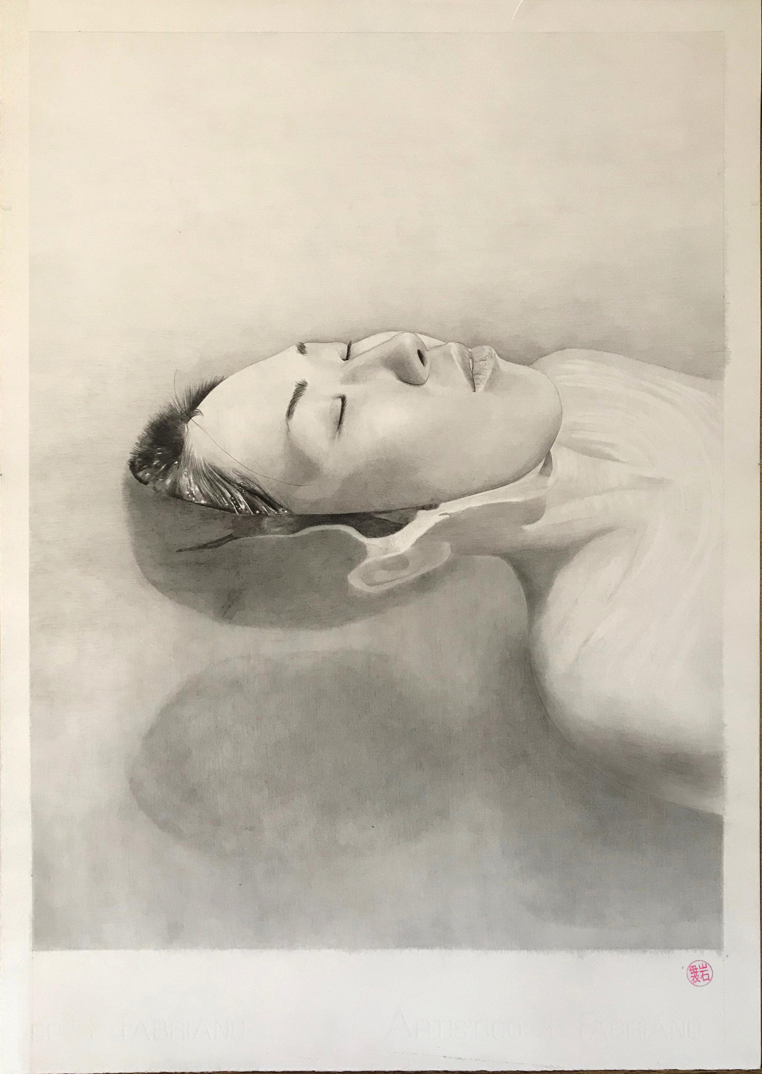 Study 04, Phantom Pain by Dante Horoiwa