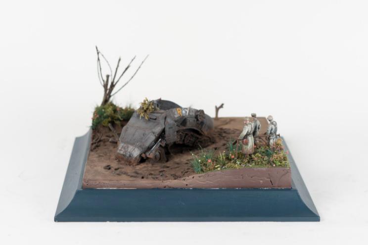 Backwoods Gallery artist Stephen Ives