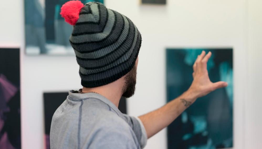 Backwoods Gallery artist Deams