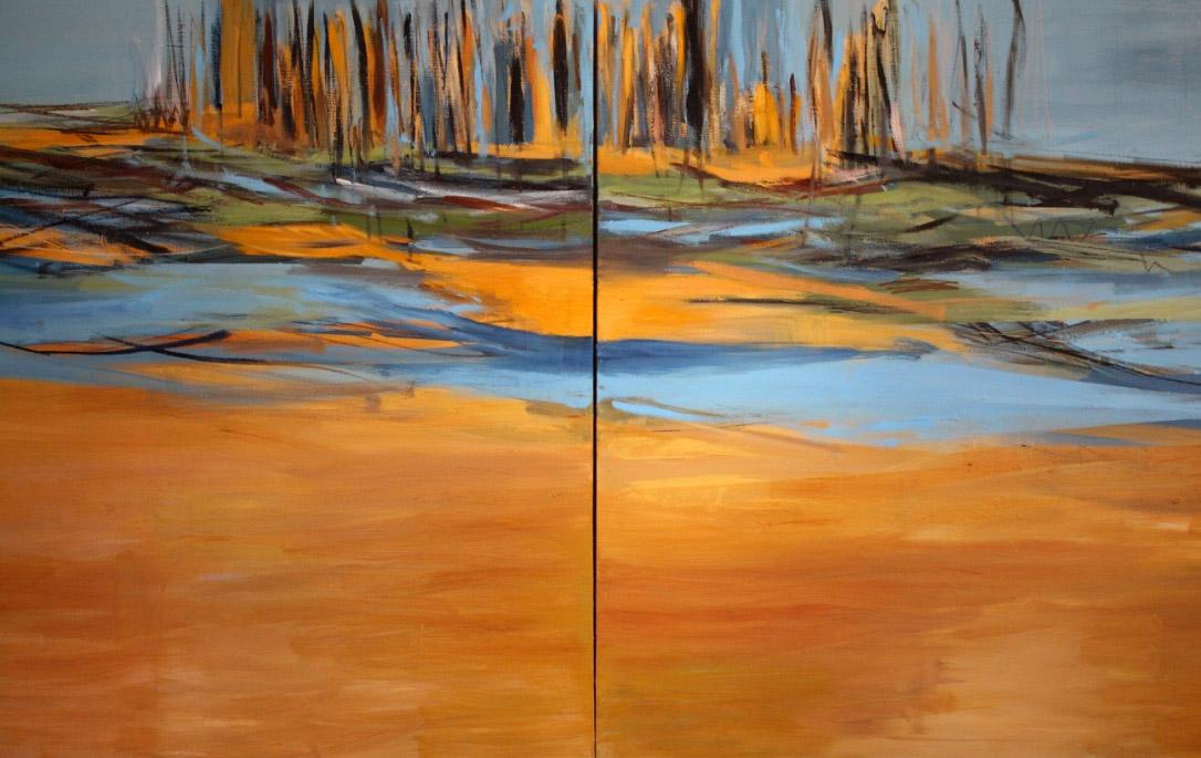 Painting_14_Elizabeth Diaz_Kent's Bitimous Landscape_48x96 inches.JPG