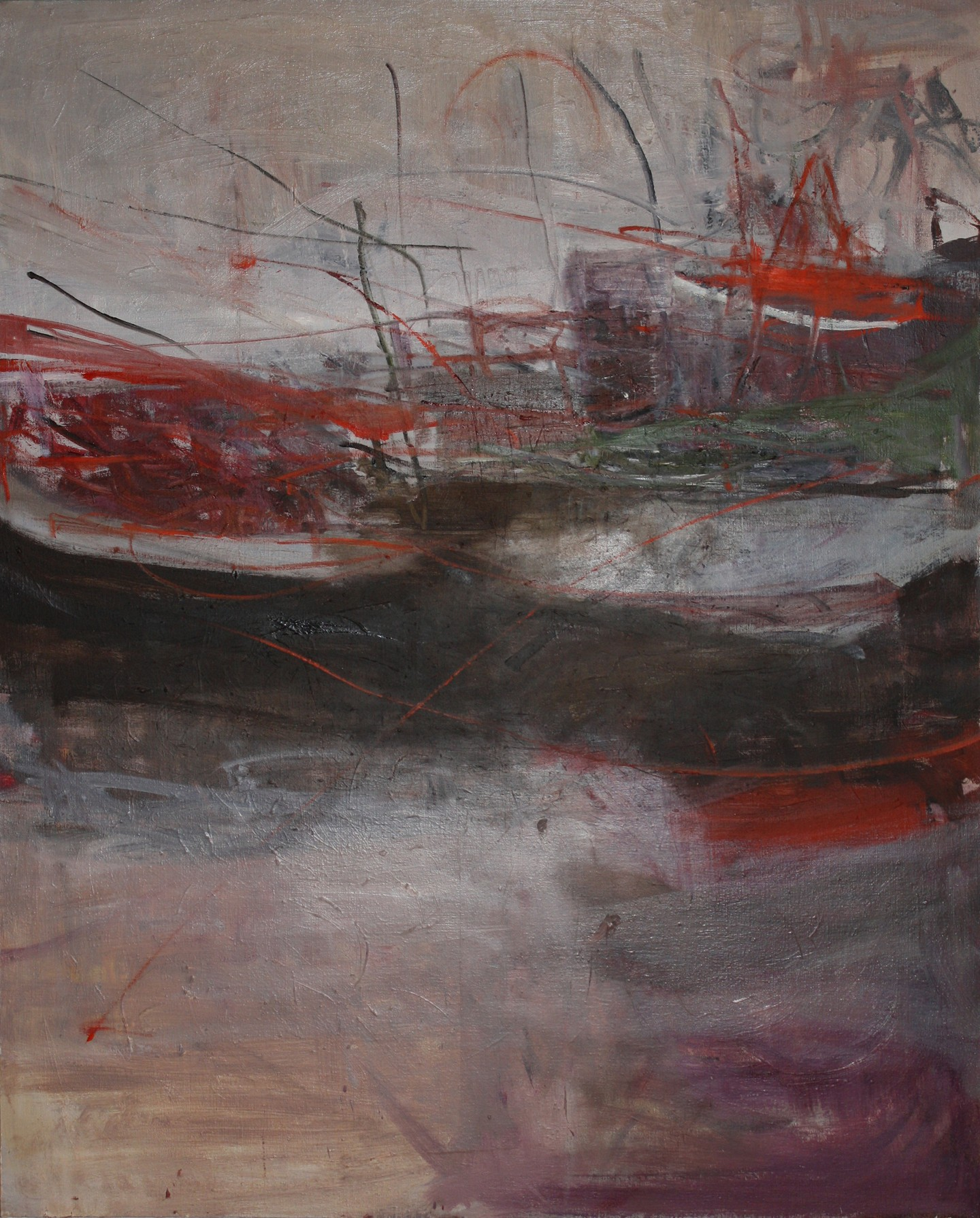 Painting_24_Elizabeth Diaz_Primitive Field of Vision_45 x 55 inches_Oil on Canvas_2012.jpg