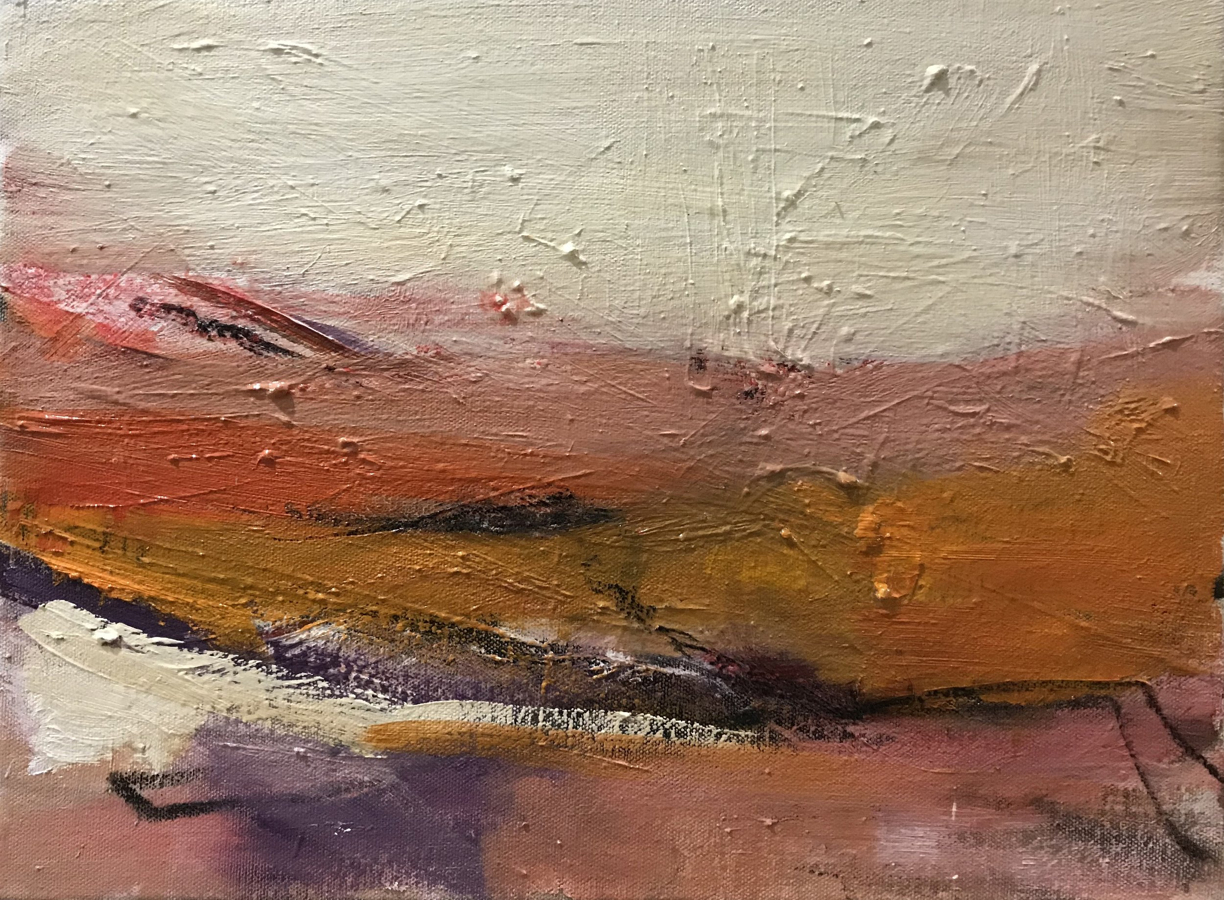 Elizabeth_Diaz_Landscape Study in Pink_Oil_on Canvas_12x16_inches.jpg