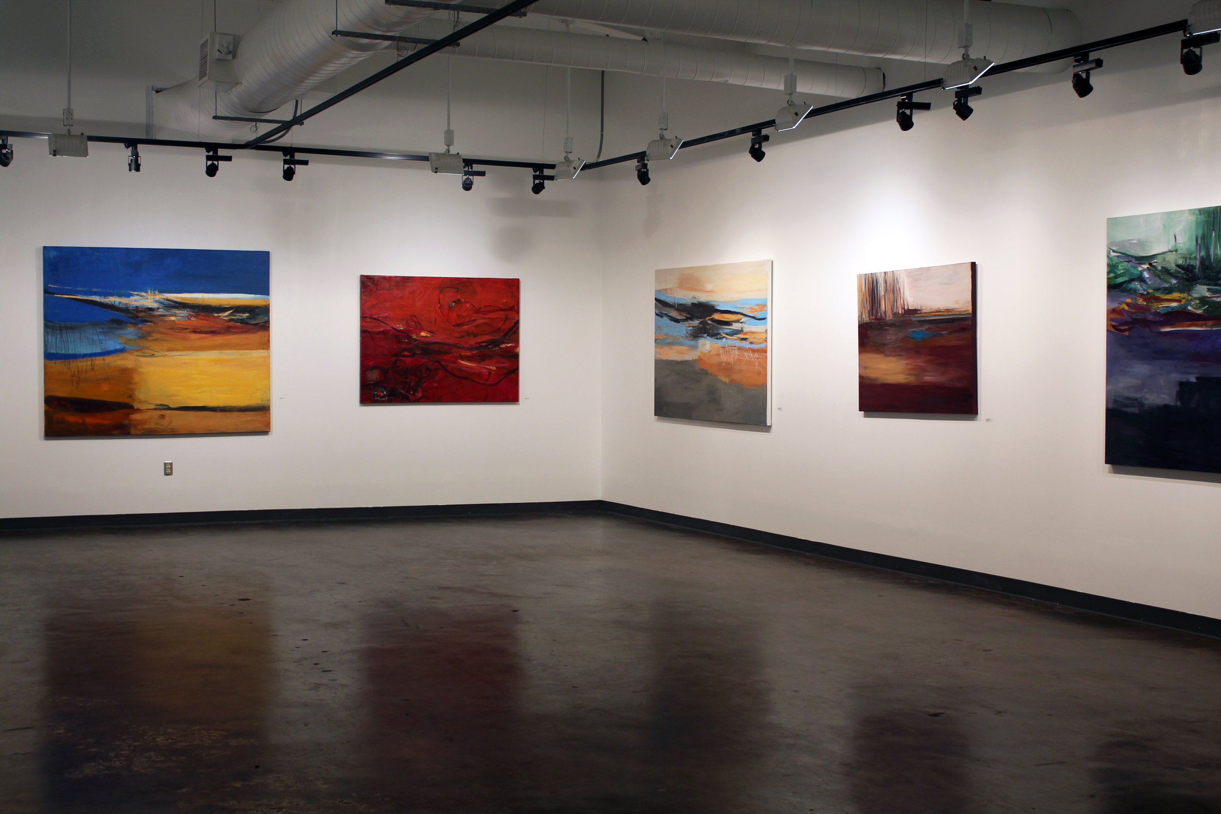 Houston Community College Exhibition 2018