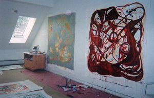 Vermont Studio Center 2001
