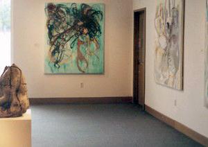 MFA Thesis Exhibit 2001