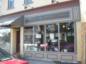 Coffee Connection Roastery and Cafe    on South Avenue