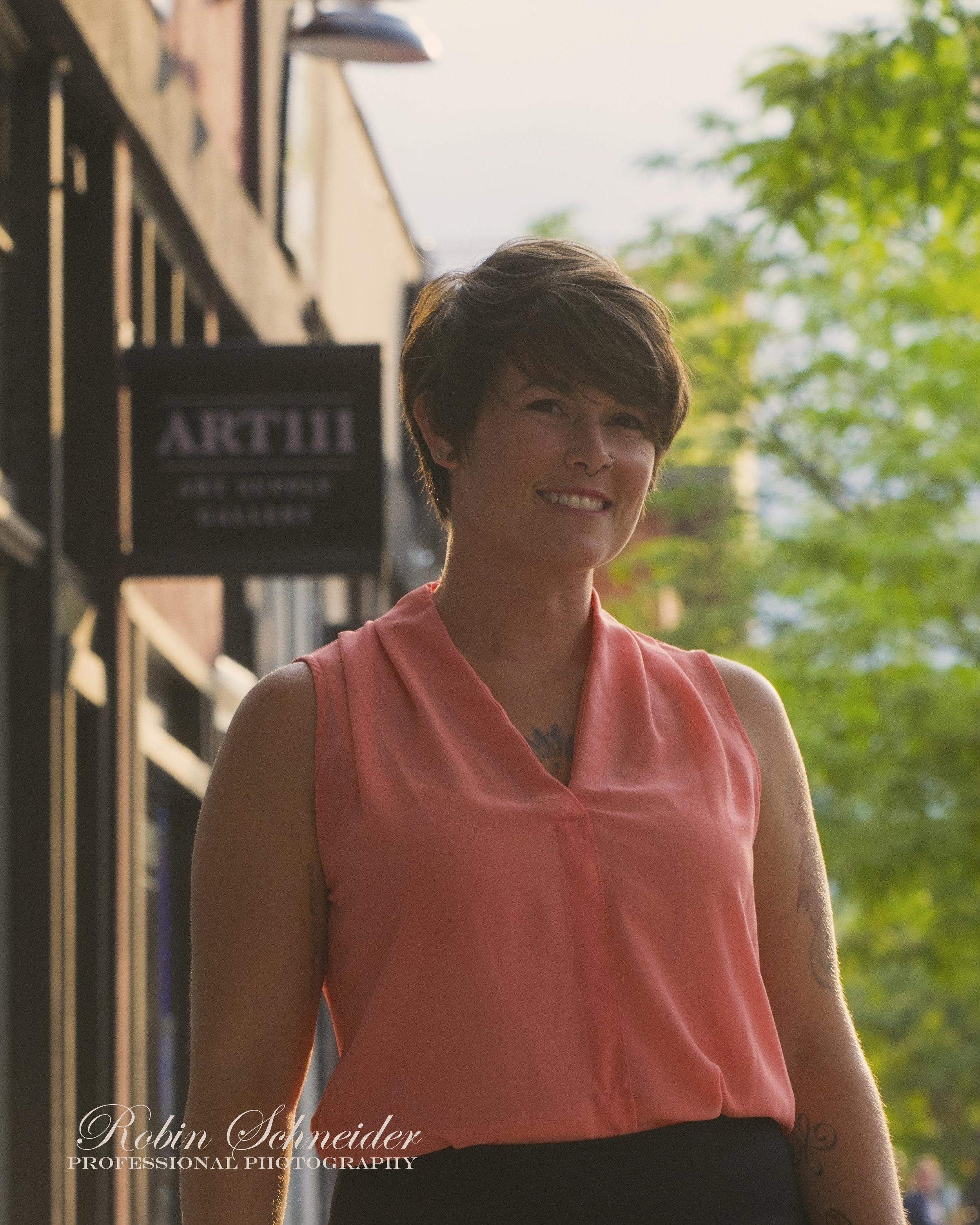 Amanda Stoke - Board Member