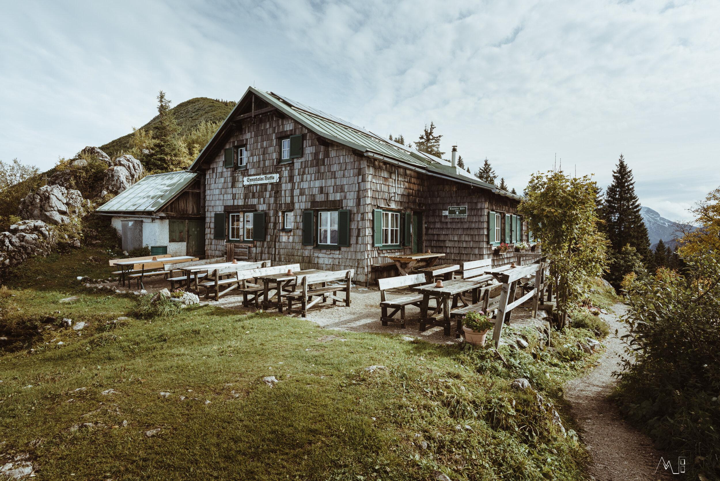 Die Ennstaler Hütte