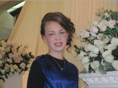 Haddasah, my eldest great-grand-daughter