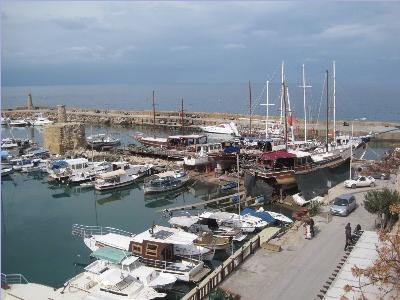 Kyrena Harbour