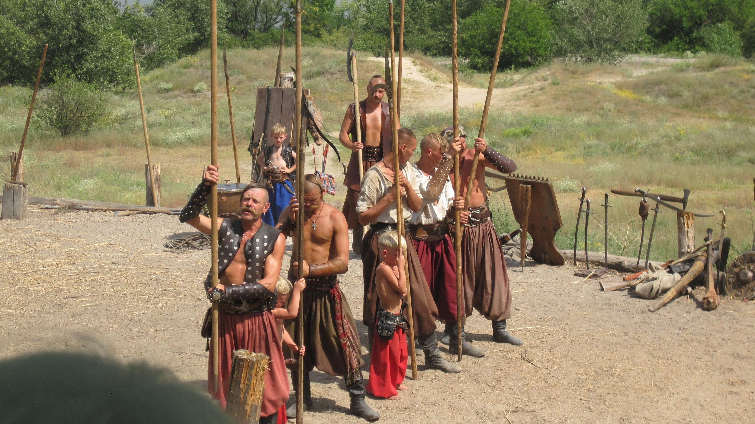 Ukranian Cossacks