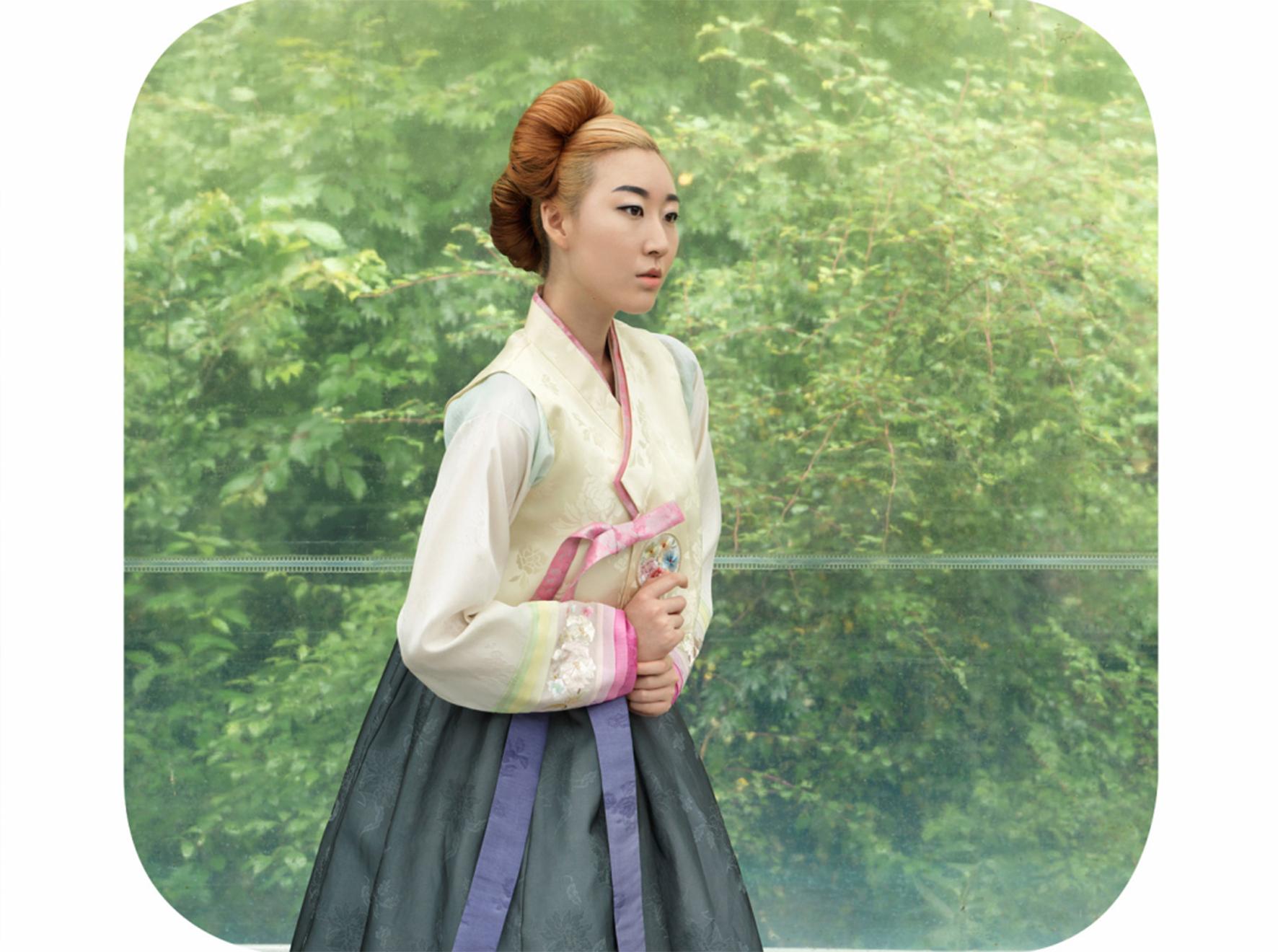 Portrait, Le Go Eun - 2013C-Type Print95x84 cmEdition 1/7
